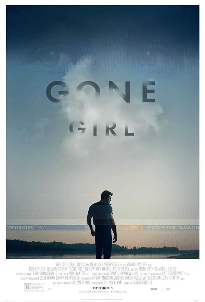 gone girl l'amore bugiardo locandina film