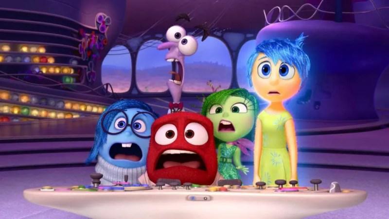 L'importanza delle emozioni: Inside Out