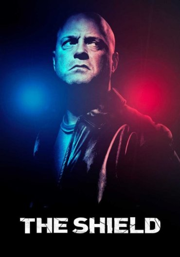 locandina serie tv the shield