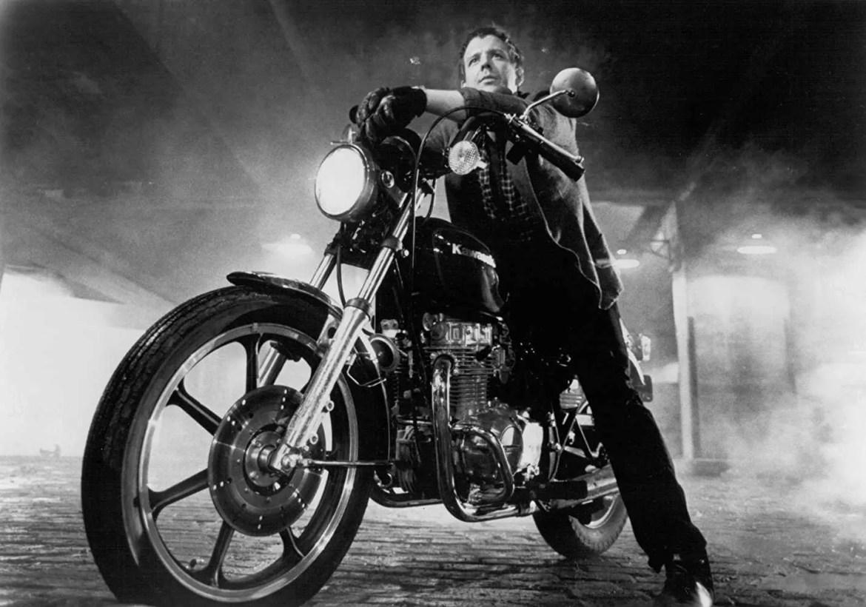 Rusty il selvaggio (1983) Francis Ford Coppola occhiocine