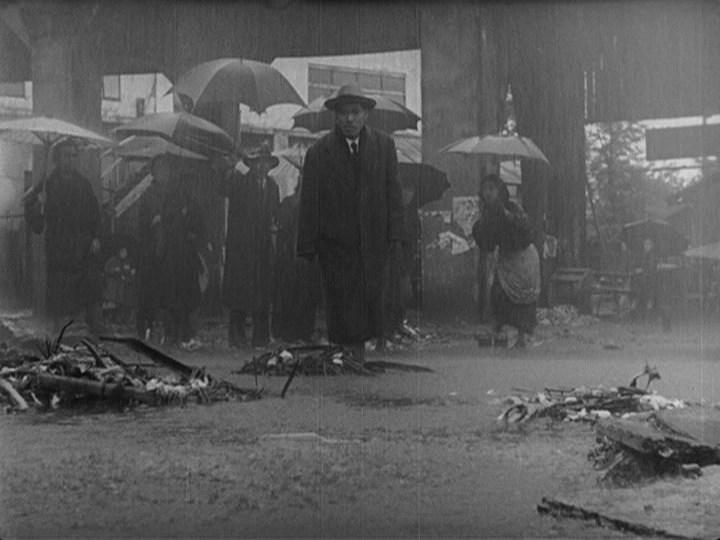 Vivere di Akira Kurosawa - L'uomo in tutte le sue sfumature l'occhio del cineasta
