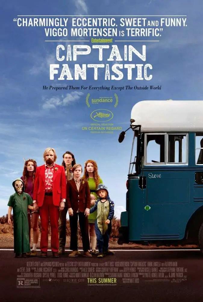 Captain Fantastic - Un altro modello sociale