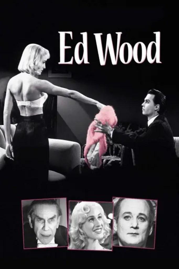 ed wood locandina