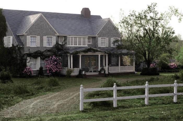 Grey Gardens - Dive per sempre l'occhio del cineasta recensione la casa