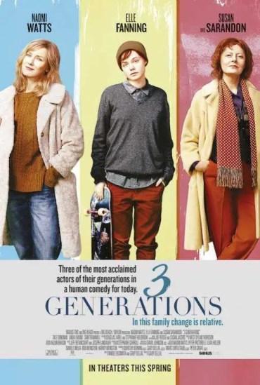 3 generations la recensione dell'occhio del cineasta