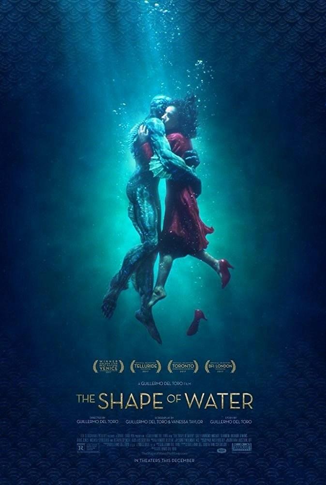 La forma dell'acqua : tra fantasy e romanticismo