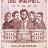 La casa di Carta: la Rivoluzione e l'Amore nel crimine