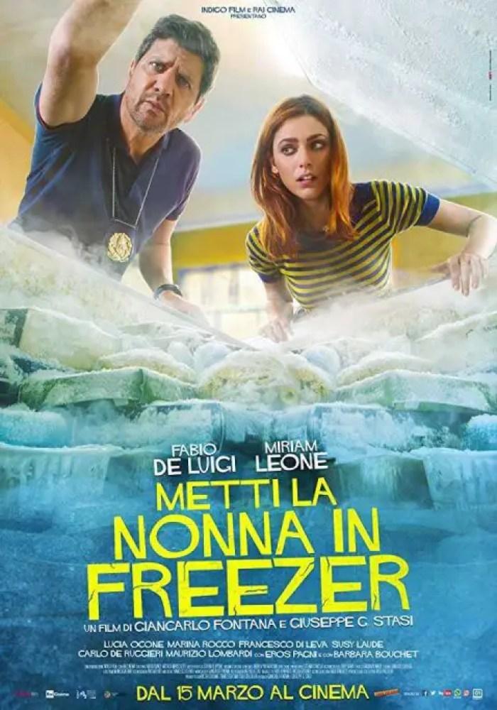Metti la nonna in freezer (2018)