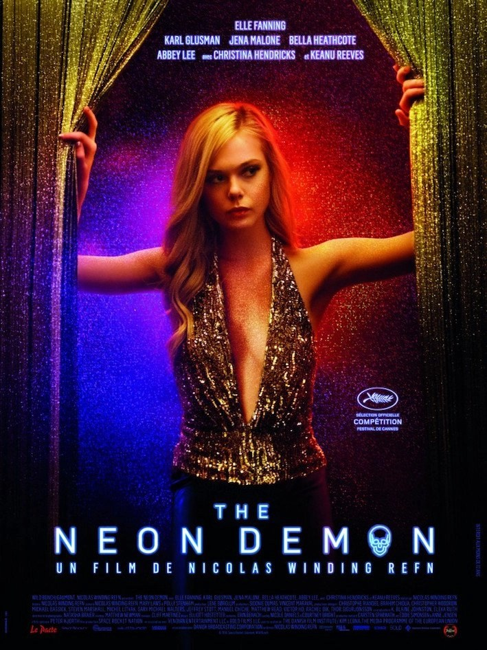 locandina the neon demon