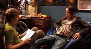 Ellen Page Michael Austin Cera in Juno (2007) film