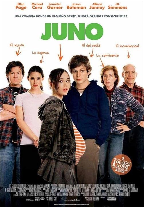 Juno locandina film