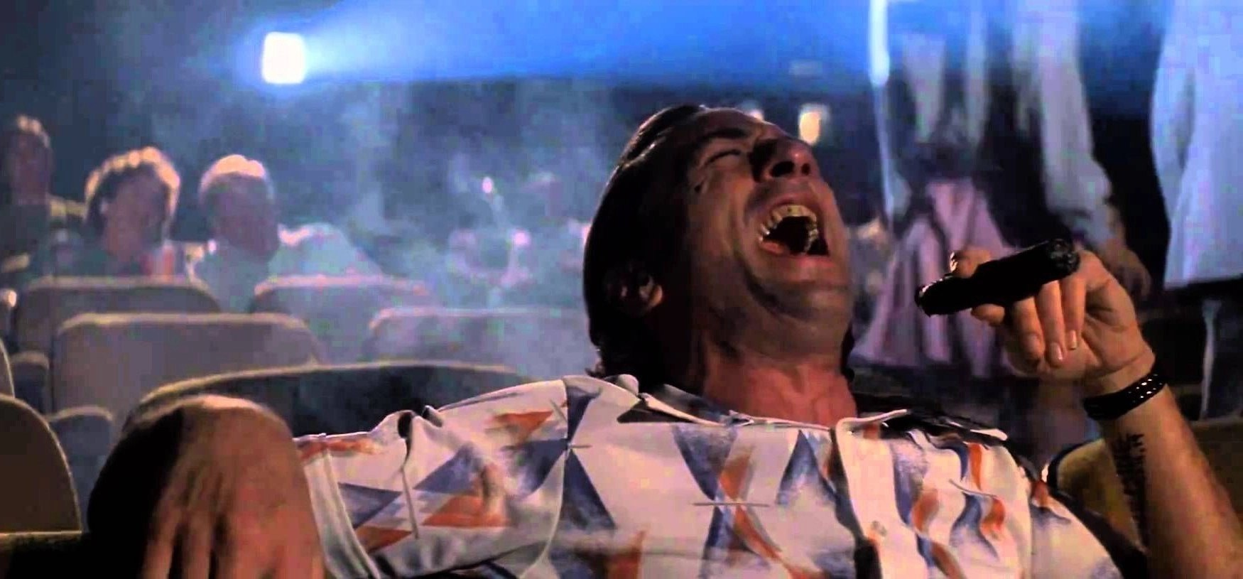 Robert De Niro, Juliette Lewis, and Nick Nolte in Cape Fear (1991)2