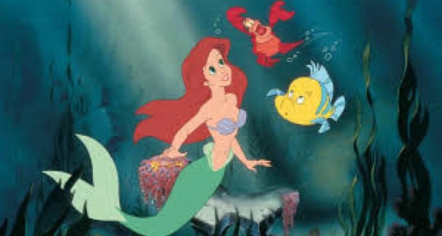 top film animazione la sirenetta