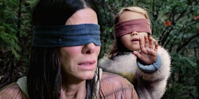 Bird box l'occhio del cineasta recensione film
