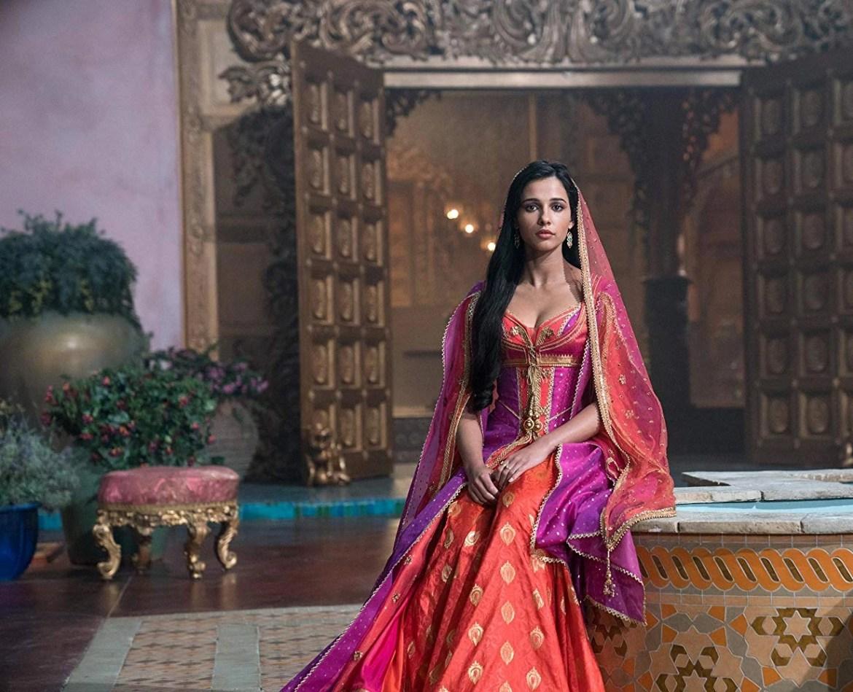 Naomi Scott in Aladdin (2019