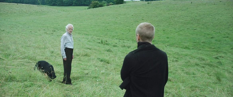 Johan Leysen and Gilles De Schryver parco due uomini