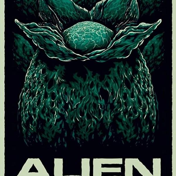 locandina uovo metamorfosi alien