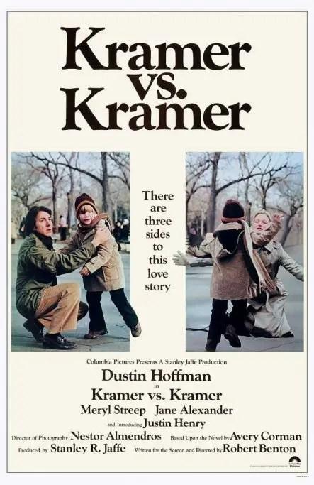 locandina Kramer vs Kramer