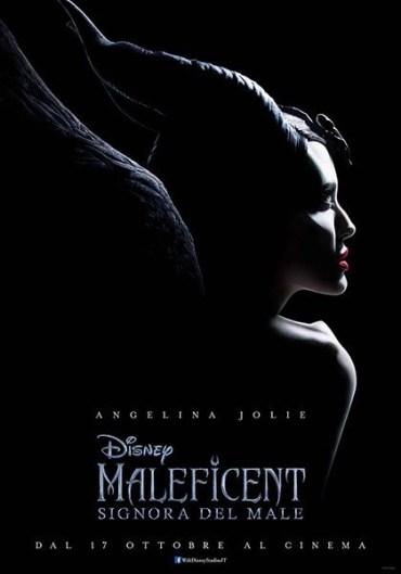 Maleficent locandina