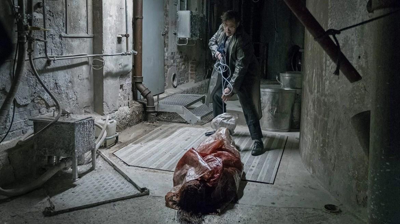 Matt Dillon in The House That Jack Built (2018) killer omicidio