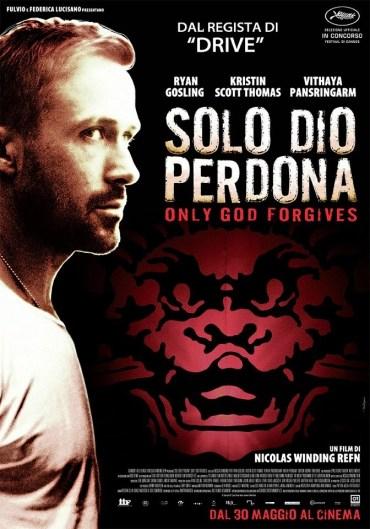Solo Dio Perdona poster