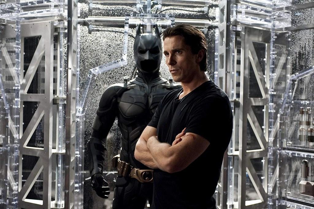 Christian Bale Il Cavaliere Oscuro – Il ritorno