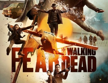 locandina fear the walking dead 5