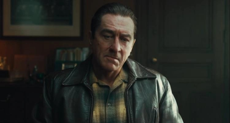 De Niro The Irishman (2019)