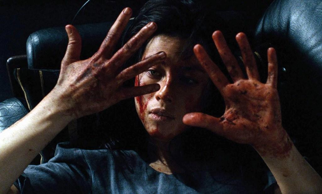Mylène Jampanoï in Martyrs (2008)