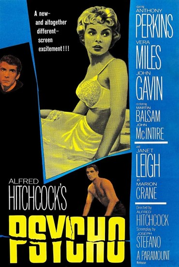 Psycho (1960) locandina