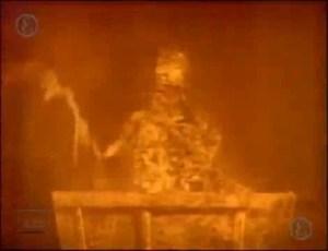 Frankenstein (1910) scheletro