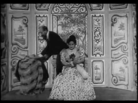 Escamotage d'une dame chez Robert-Houdin scena