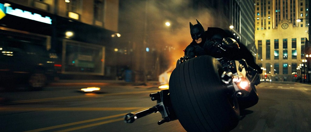 n The Dark Knight (2008 batman