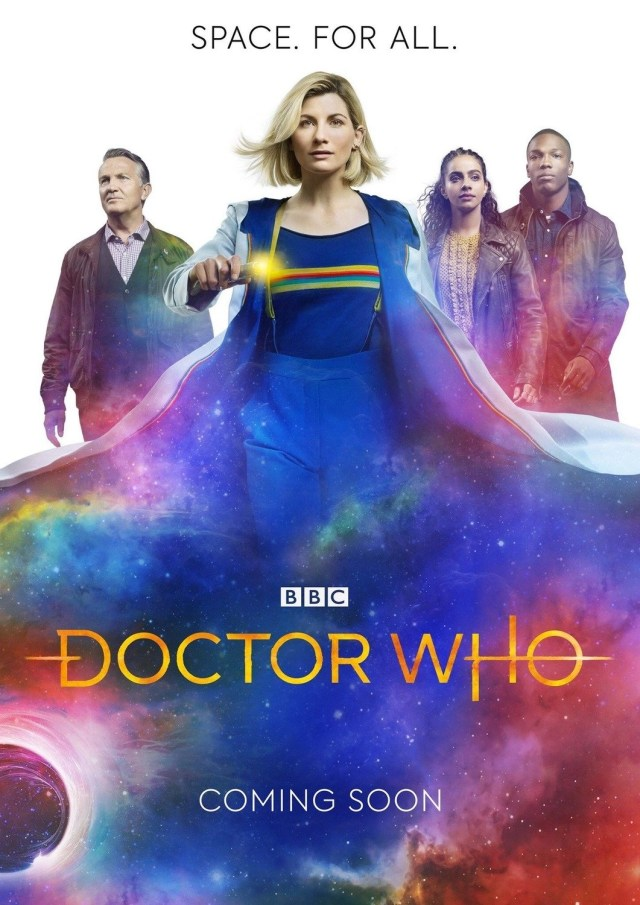 Doctor Who 12 Locandina