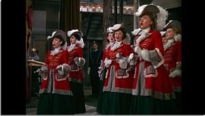 Edgar Barrier e Susanna Foster ne Il fantasma dell'opera 1943