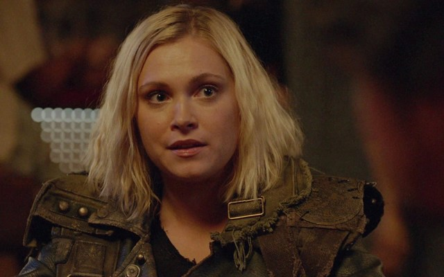 Eliza Taylor in The 100 6x05