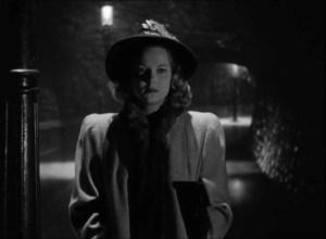 Jane Randolph in Il Bacio della pantera (1941)