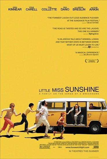 Little Miss Sunshine (2006) locandina recensione