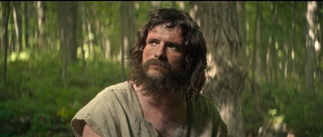Josh Hutcherson in Future Man (2020)
