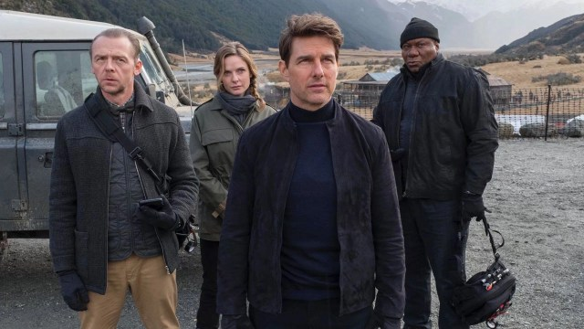 L'IMF in Mission: Impossible Fallout