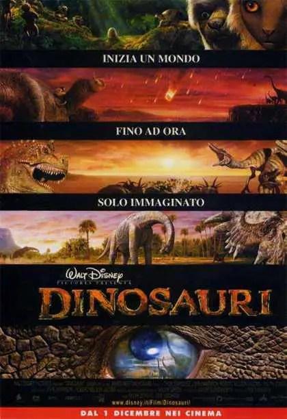 Dinosauri (2000): Una Disney che si rinnova 2