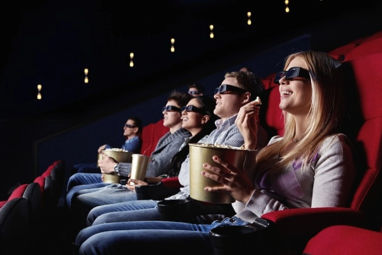 Il 3d cinema