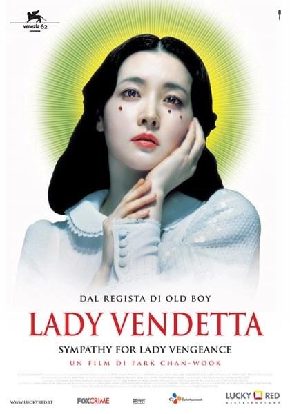 Lady Vendetta locandina