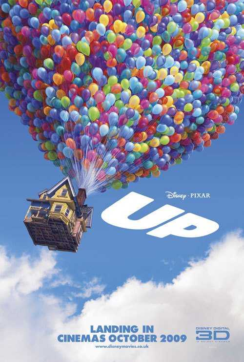 Up locandina film