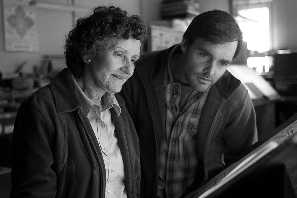 Will Forte e Angela McEwan in Nebraska
