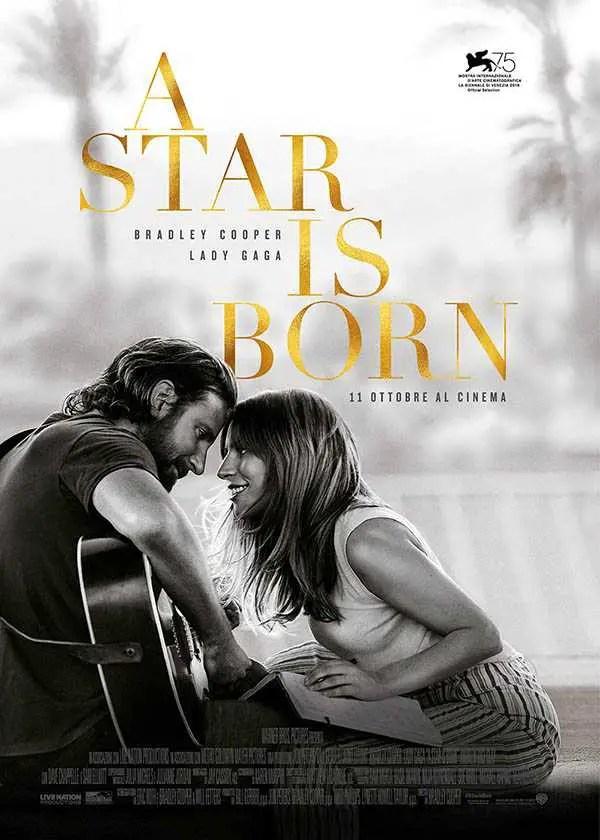a star is born film locandina