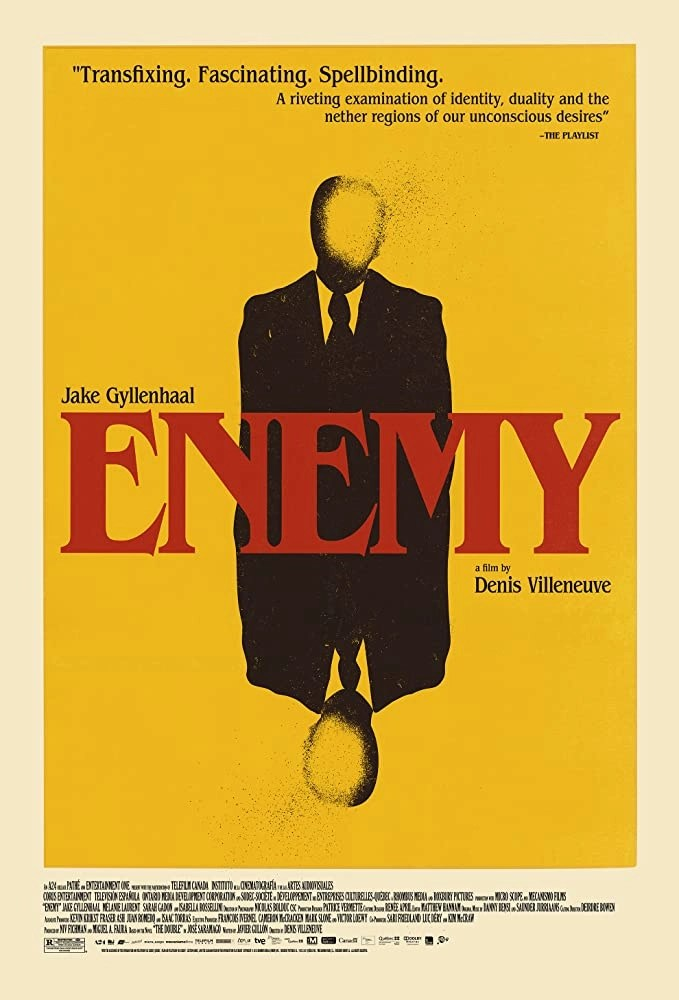 Enemy locandina del film