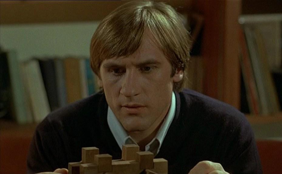 Gérard Depardieu nel film