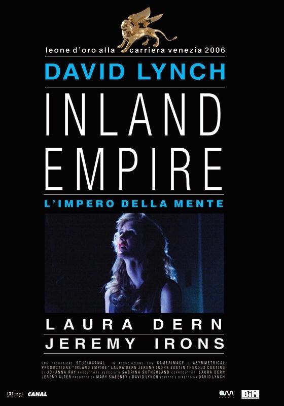 Inland Empire l'impero della mente locandina
