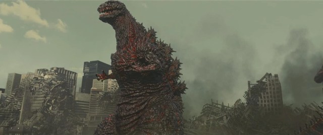 Shin Godzilla: Un Godzilla figlio di Fukushima 2